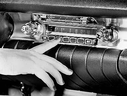 Pæn bilradio