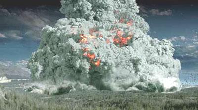 yellowstone blast radius