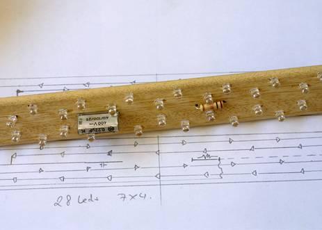تصویر 6- علمها: برق الکترونیک فناوری-پروژه و مدار الکترونیک ساخت لامپ ال ای دی 220 ولت